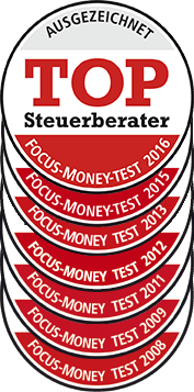 Top Steuerberater 2008 - 2015